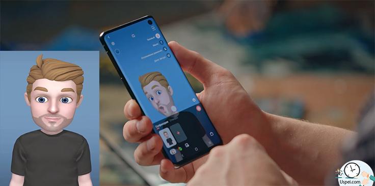 Обзор Samsung Galaxy S10, S10+ и S10e. Новые селфимодзи