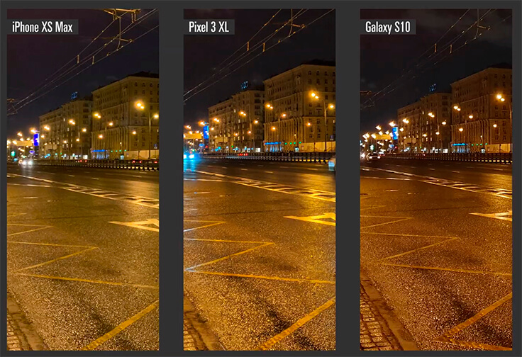 Обзор Samsung Galaxy S10, S10+ и S10e. примеры фото