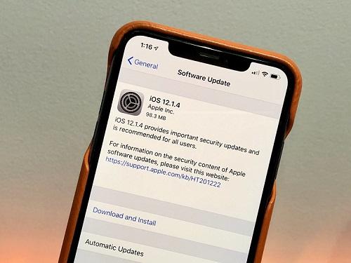 iOS 12.1.4 РЕЛИЗ – что нового ? Полный и честный обзор !