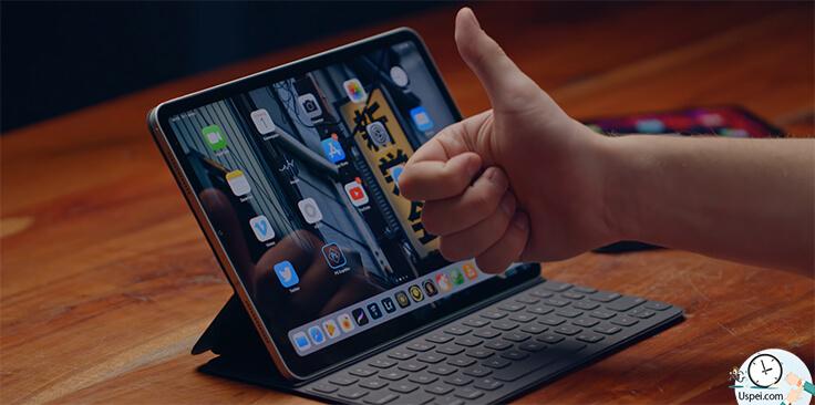 "iPad Pro 11"" и 12.9"": клавиатура Smart Keyboard Folio"