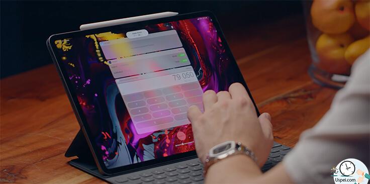 "iPad Pro 11"" и 12.9"": Apple Pencil второго поколения"