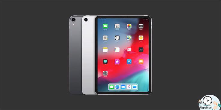 "iPad Pro 11"" и 12.9"": 3 расцветки"