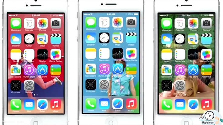 многие начали сравнивать iOS с Android