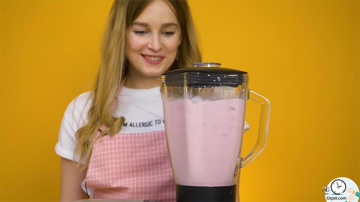 Кухонная машина BOSCH MUM9BX5S61 - чаша для смузи