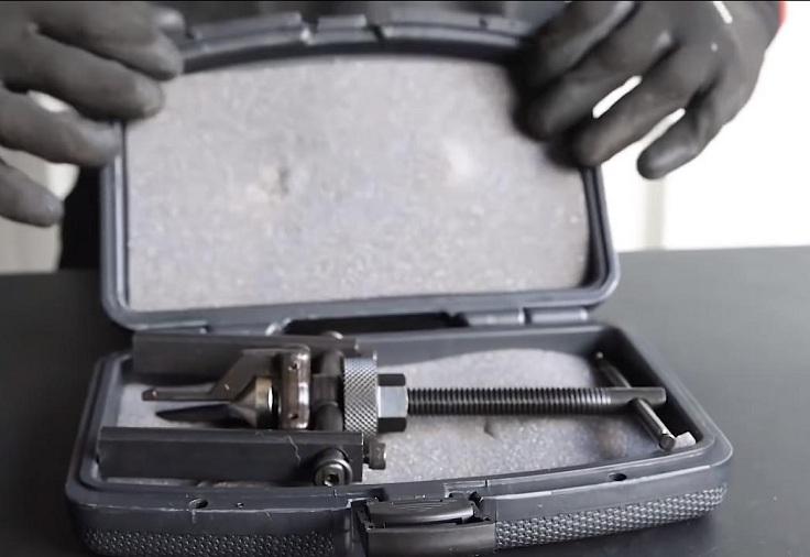 Инструмент для съёма для подшипников