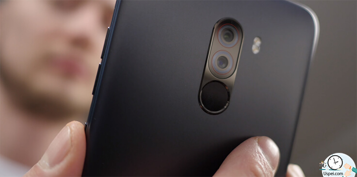 Xiaomi Pocophone F1 + Google Камера пр