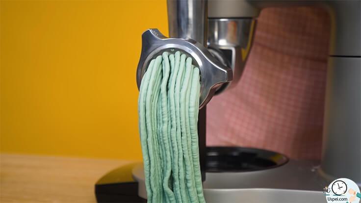 Кухонная машина BOSCH MUM9BX5S61 - мясорубка