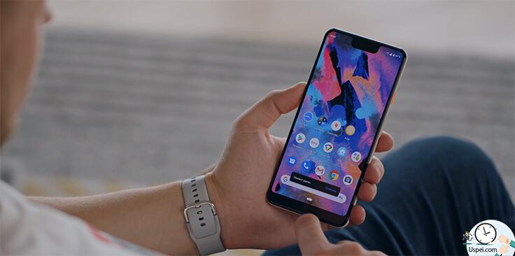 Android Q beta — подсказка с отменой удаления