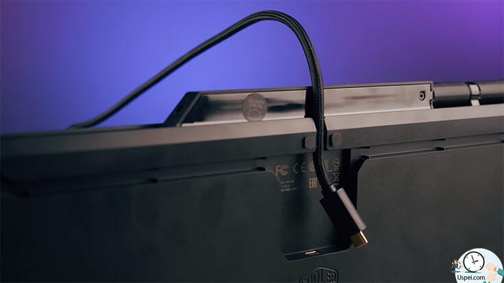 Cooler Master MK850 -  шнур