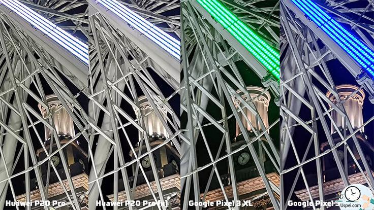 Колесо и башня с часами