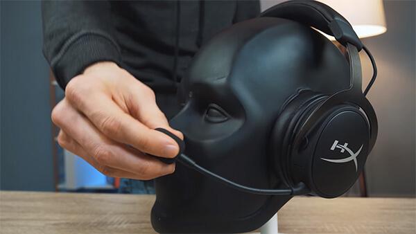Универсальная гарнитура HYPERX CLOUD MIX - микрофон гибкий