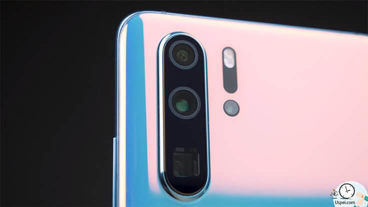 Обзор Huawei P30 Pro – камеры