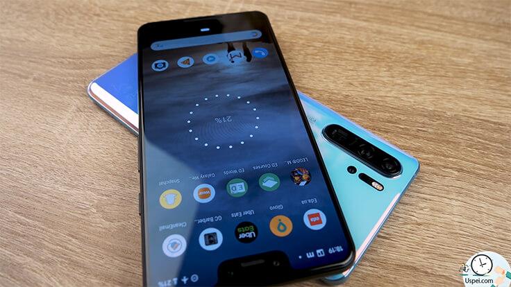 Обзор Huawei P30 Pro – бонус в виде обратной зарядки аксессуаров.