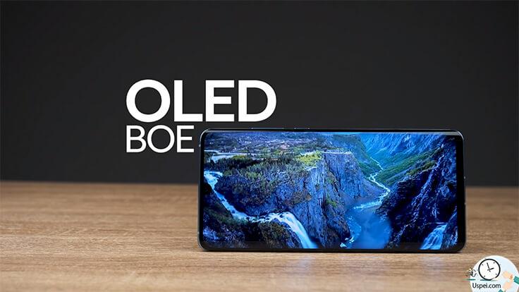Обзор Huawei P30 Pro – Здесь установлена ОЛЕД-матрица производства BOYA.