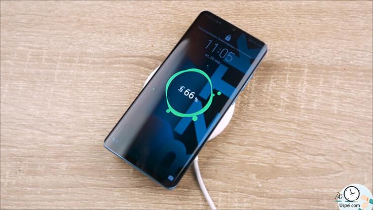 Обзор Huawei P30 Pro – Поддерживается и быстрая беспроводная зарядка на максимальной мощности 15 Вт
