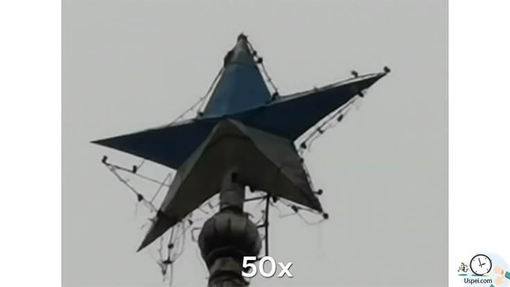 Обзор Huawei P30 Pro – зум