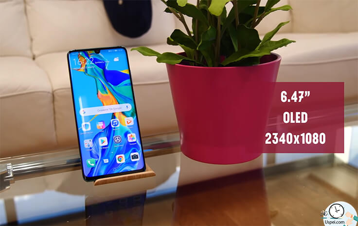 Huawei P30 Pro Oled дисплей