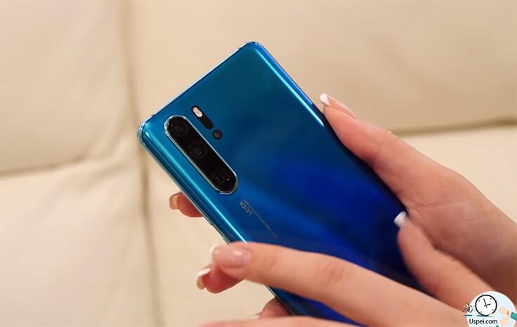 Huawei P30 Pro камеры
