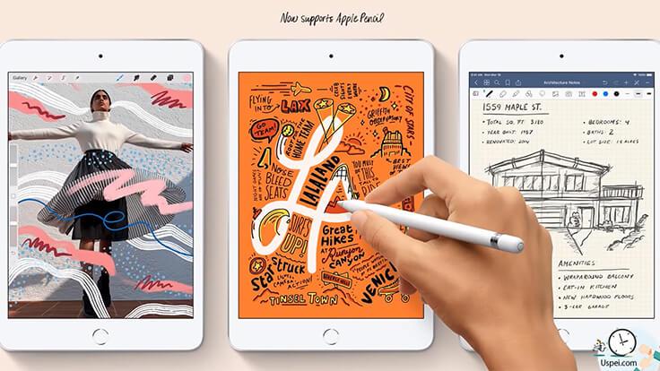 Apple показала новые модели iPad mini и Air