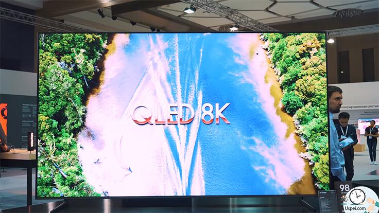 Все это благодаря новому чипу Quantum Processor собственной разработки. Его, кстати, получили не только 8К, но и 4К-телевизоры.