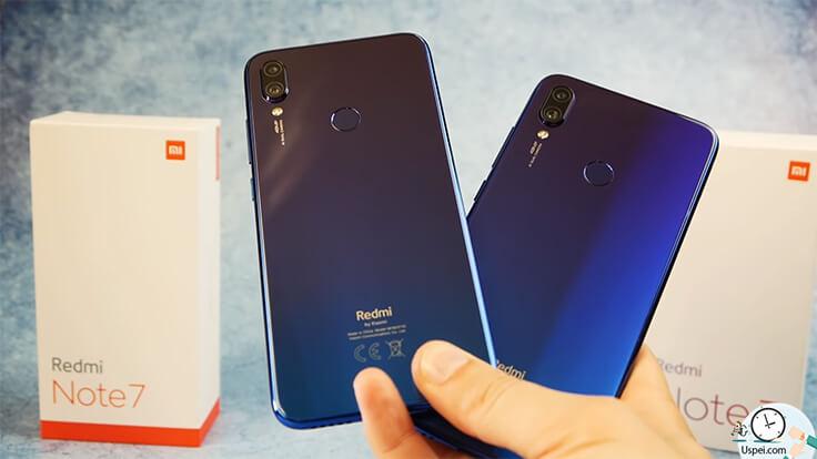 Сравнение ГЛОБАЛЬНОГО Redmi Note 7 и китайской версии