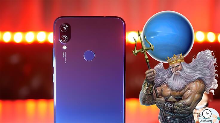Сравнение ГЛОБАЛЬНОГО Redmi Note 7 и китайской версии - цвет Neptun Blue