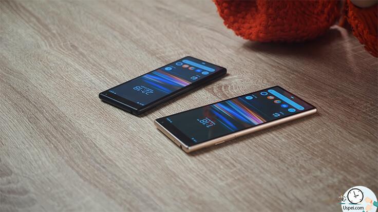 10 фактов о Sony Xperia 10 и Xperia 10 Plus. Автономность