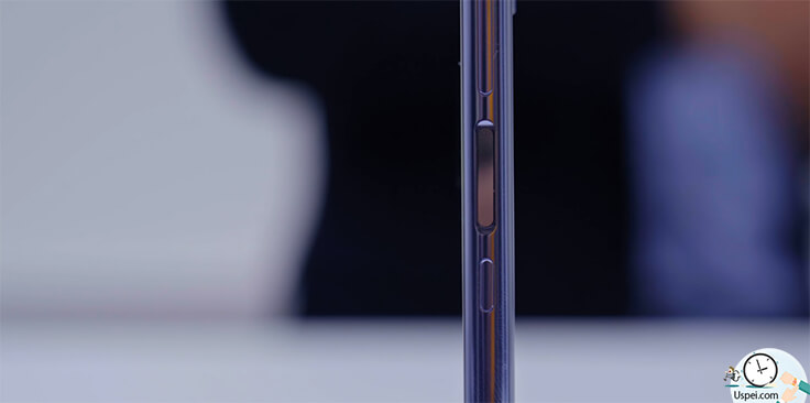 Sony Xperia 1 и Xperia 10 – качеля громкости