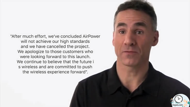AirPower не будет