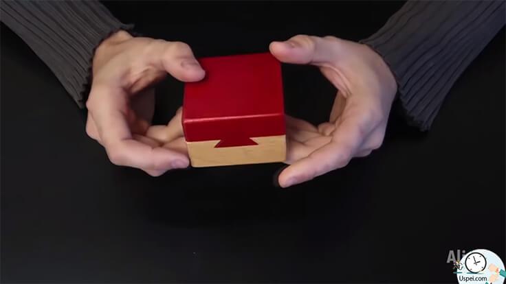 Шкатулка головоломка