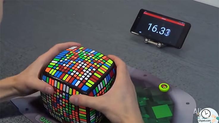 Кубик рубика 13х13