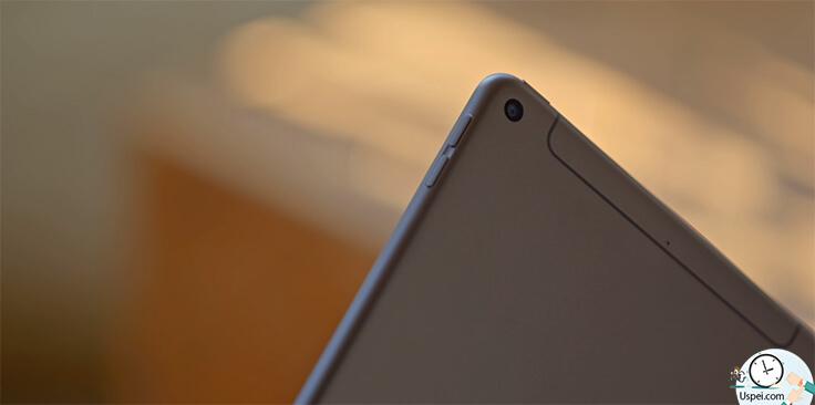 Обзор iPad Mini 5 - кнопка в новом дополнительная есть