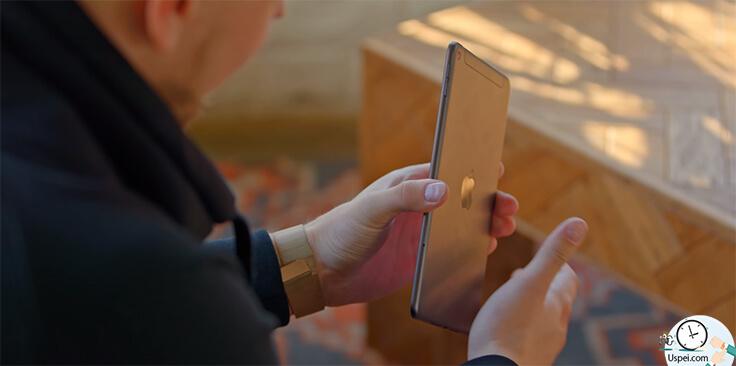 Обзор iPad Mini 5 - На правой грани качелька громкости
