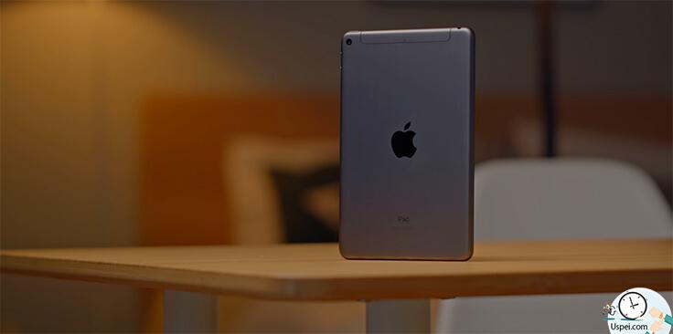 новая антенна, если у вас LTE версия iPad Mini.