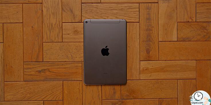 Обзор iPad Mini 5 - дизайн