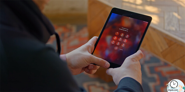 Обзор iPad Mini 5 - дисплей