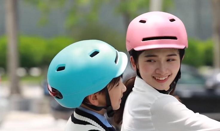 Велосипедный шлем Xiaomi Smart4u