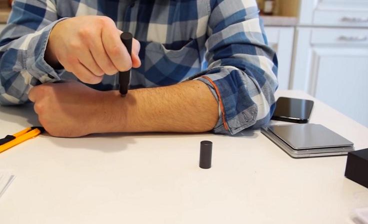 Оригинальный триммер Xiaomi Mini Electric Nose Hair Trimmer