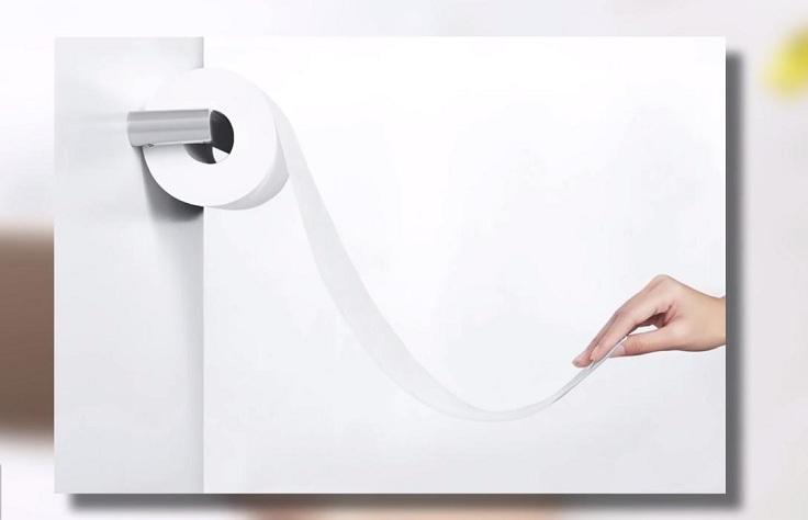 Туалетная бумага от Xiaomi