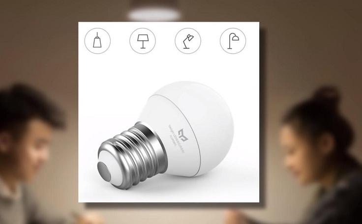 LED лампочка производства Xiaomi