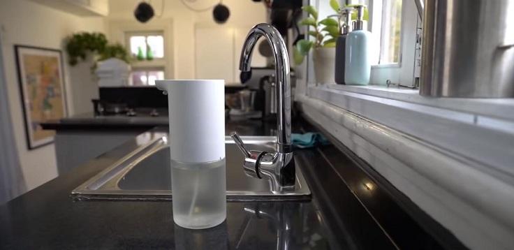 Бесконтактный диспенсер мыла Xiaomi