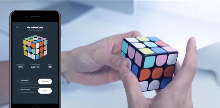 Умный кубик рубик Xiaomi