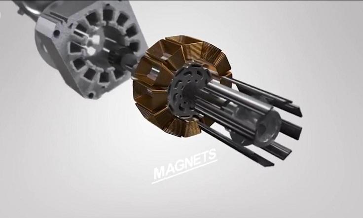 Специальный цикл, который насыщает паром абсолютно каждый сантиметр белья