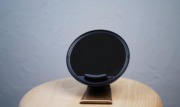 прослойка перед основным фильтром в виде поролонового фильтра