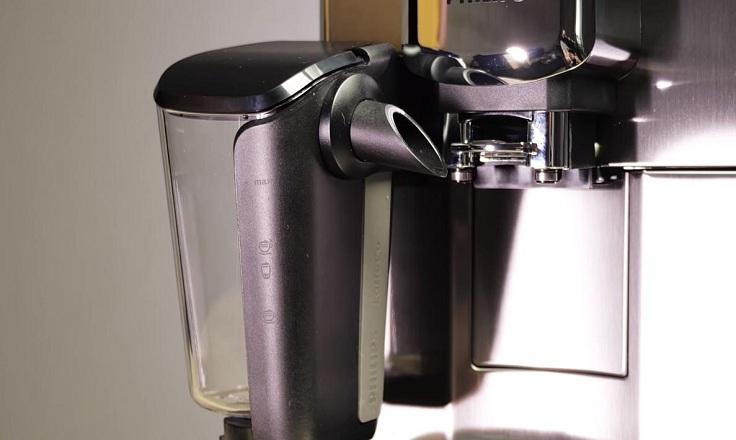 Уход за кофе-машиной