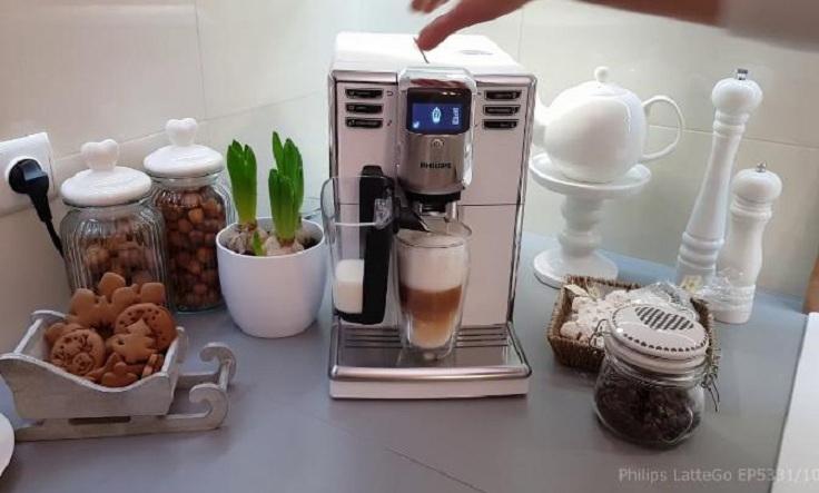 Кофемашина Philips LatteGo Series 5000 EP5335/10