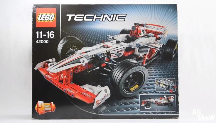 Формула 1 LEGO