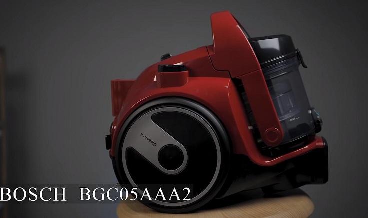 Пылесос BOSCH RGCO5AAA2