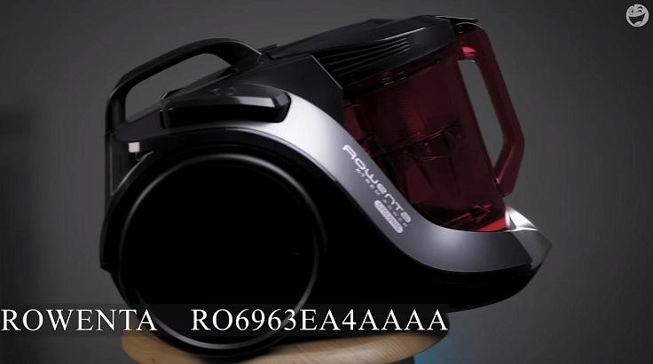 Четвертый пылесос ROWENTA RO6963EA4AAAA