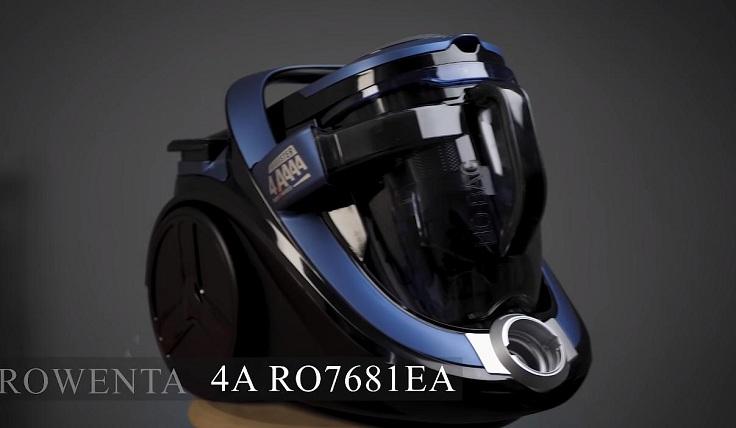 Шестой пылесос ROWENTA 4A RO7681EA